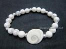 Howalite Gomti Chakra Bracelet
