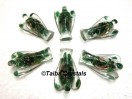 Green Jade 2inch Orgonite Angels