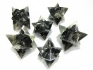 Black Tourmaline Orgone Merkaba Star