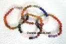 Chakra Beaded Bracelet
