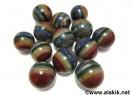 Chakra Bonded Gemstone Spheres Balls