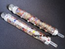 Chakra Orgone Healing Wands with Engraved Usai Symbols
