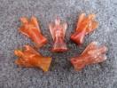Orange Jade Angels 1inch