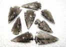 Smokey Quartz Arrowheads