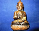 Tiger Eye Buddha 378g