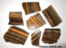 Tiger Eye Slices